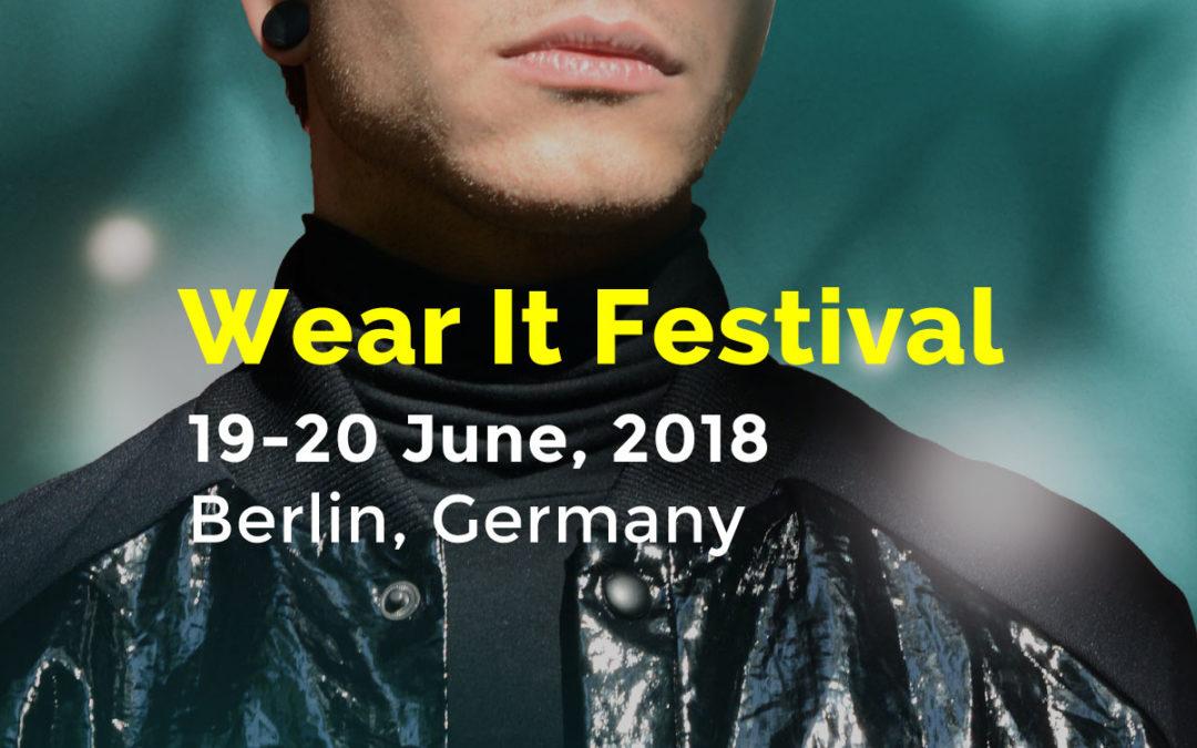 19. + 20.06.18: WearIT Berlin